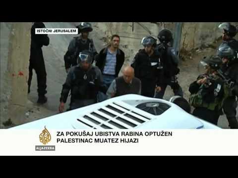 Imtiaz Tyab o zabrani pristupa Al-Aqsi
