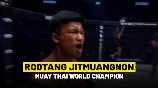 ONE Highlights | Rodtang Jitmuangnon's Sensational Striking