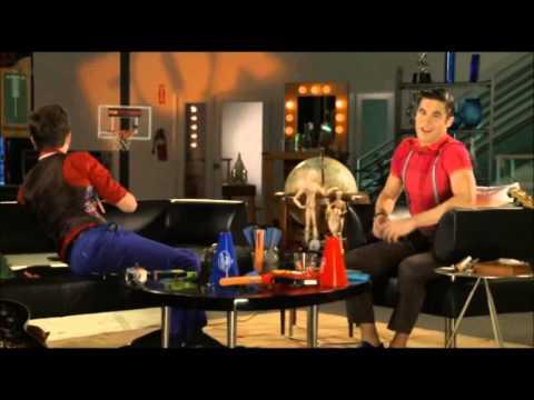 FOX Lounge - Chris Colfer e Darren Criss (Legendado)