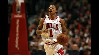 Derrick Rose Top 10 Career Crossovers