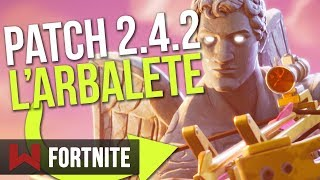 PATCH ST-VALENTIN: The CROSSIS IS ARRIVED Fortnite Battle Royale