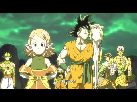 Dragon Ball Xenoverse o Super capitulo Final 1080p HD El final de DragonBall