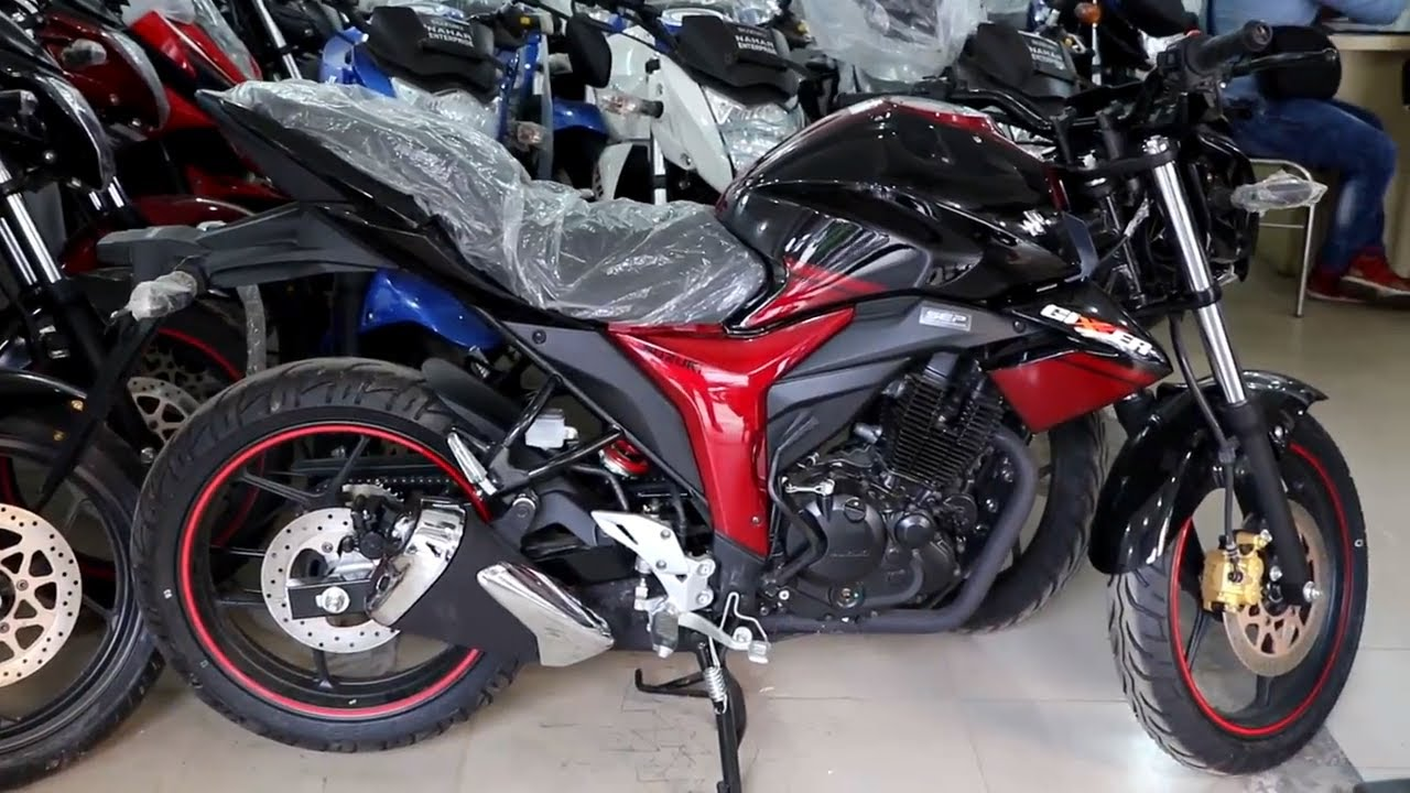 All New Suzuki Gixxer 150cc Bike 2017 Review In Bd Youtube