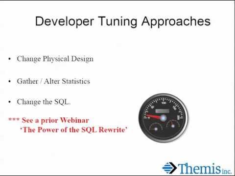 Developer Best Practices for DB2 Performance