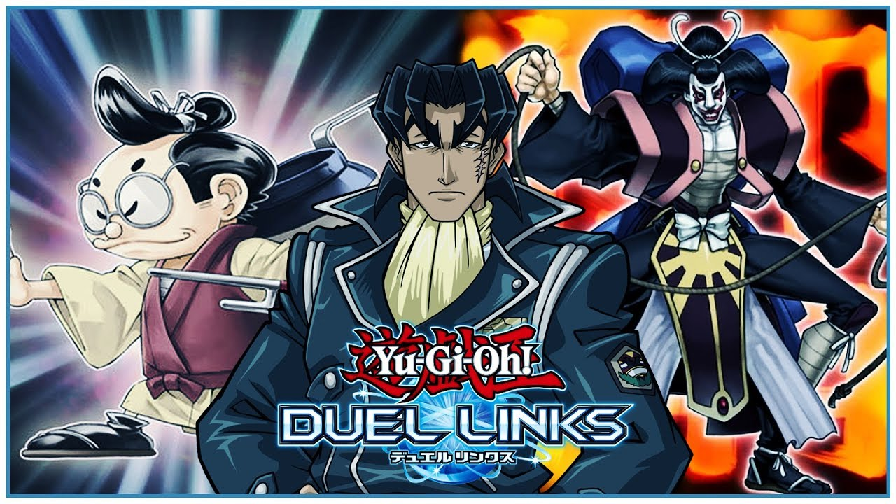 [Yu-Gi-Oh! Duel Links] Officer Trudge Skills and Cards! GOYO GUARDIAN &  GENERIC SKILLS! [LEAKS]