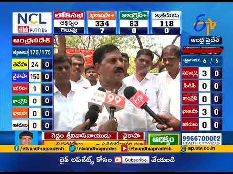 Surprised to See the Assembly Result | in Favor of YCP | TDP Leader Adi Narayana Reddy