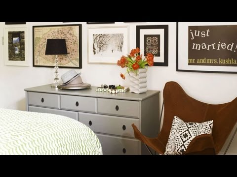 Small Bedroom Arranging Tips
