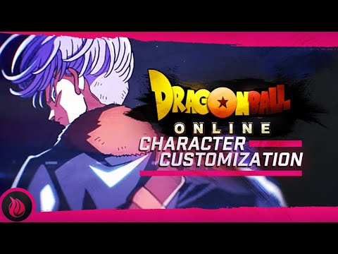 All Dragon Ball Online Base Form Character...