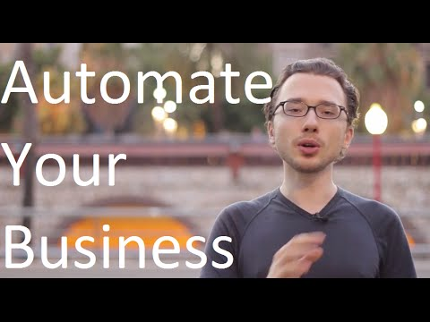 How to Automate Your Business by Creating Powerful Systems