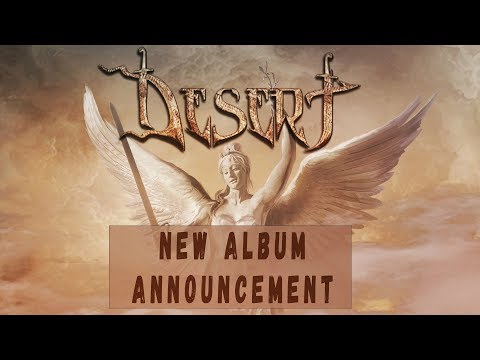 DESERT - New Album Announcement - 2019