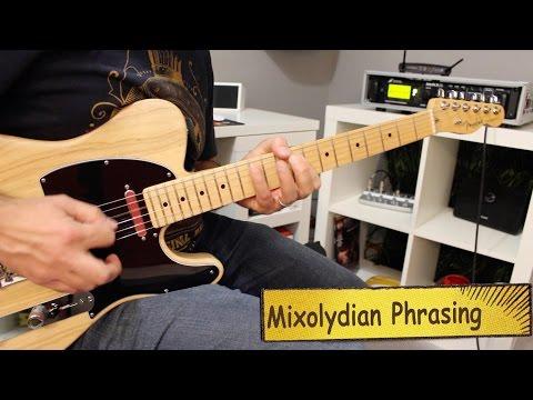 Mixolydian Phrases