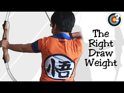 Archery | How To Choose The Right Draw Weight