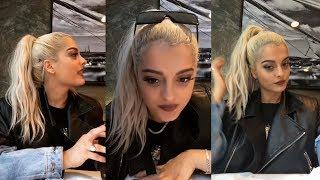 Bebe Rexha | Instagram Live Stream | 7 May 2018