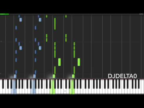 Rainbow Factory [Synthesia] [DUET AND SOLO!] - Piano Transcription by DJDelta0