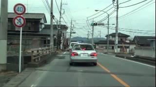 【車載動画】栃木県道めぐりシリーズ r37栃木粟野線(その2)
