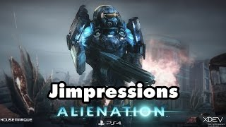 ALIENATION: You Got Your Aliens In My Nation