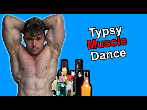 Muscle Hunks Hot Tipsy Sexy Dance