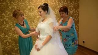 Сборы жениха и невесты  Свадьба Сергей и Ольга 23 07 2016