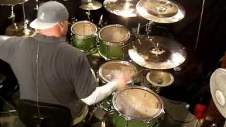 Disturbed Ten Thousand Fists Drum Cover.mp3