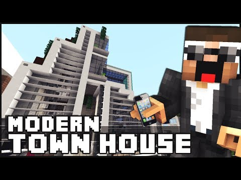 minecraft modern apartment complex shops doovi