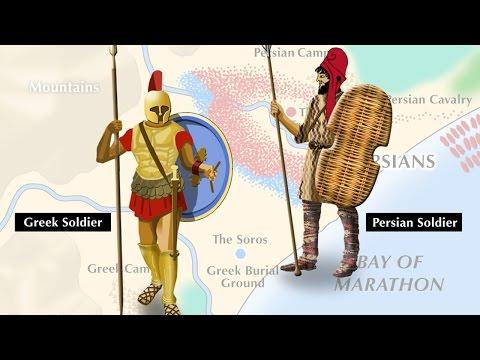 Greek Studies: The Story of Marathon
