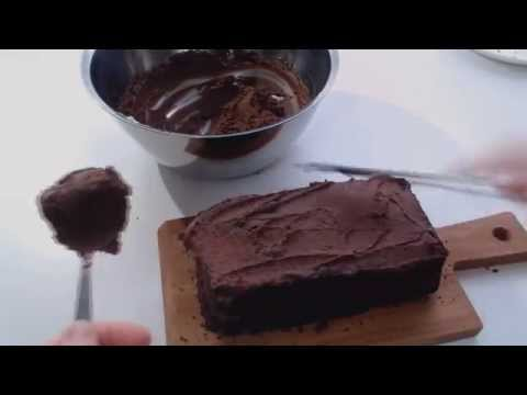 how to make frosting without a mixer