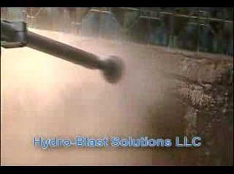 Hydro-Blast Solutions Video