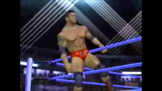 WWE Batista All SvR Entrances