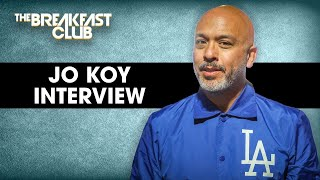 Jo Koy Calls Out The Breakfast Club On Their Lies, Talks New Special, Book + More