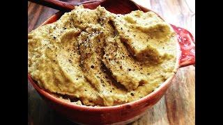 Raw Vegan Mock Mash Potatoes !!!