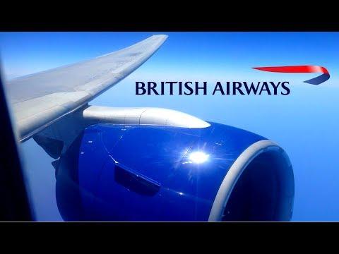 British Airways | 777-236ER | Jeddah ✈ London Heathrow | Club World |