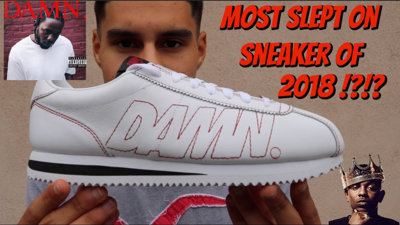 8e0a3c4b822 Unboxing Nike Cortez Kenny !!! - YouTube