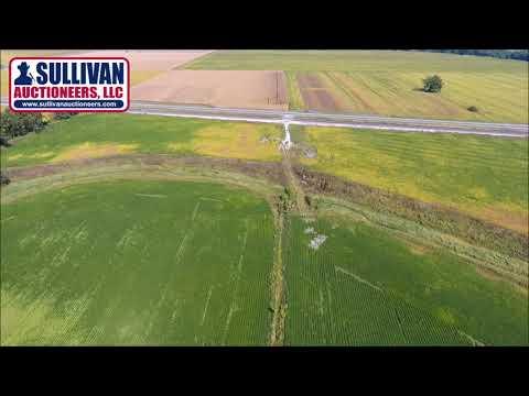 Jones Farm Aerial Tour - Chariton County, MO