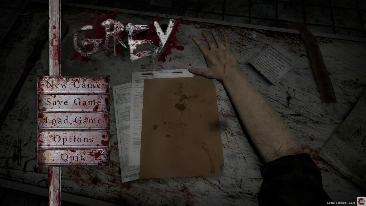 GREY [Part 1] Half-Life 2 Total Conversion Mod ala Silent Hill is Pretty  Good