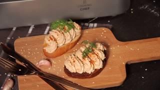Как приготовить рыбный паштет за 15 минут | Kenwood Cooking Chef