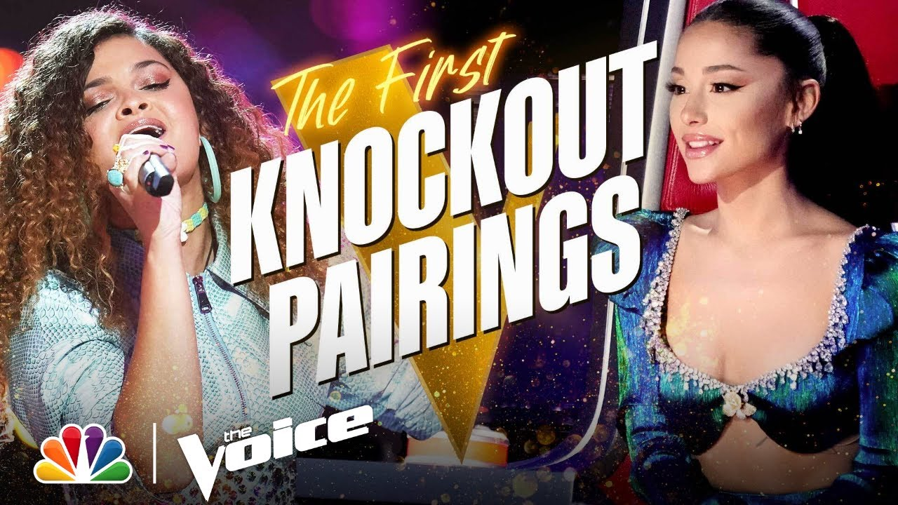 Download The Coaches Reveal Their First Knockout Pairings | The Voice Battles 2021