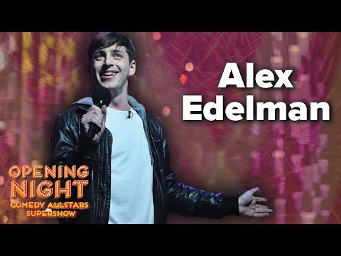 Alex Edelman - 2015 Opening Night Comedy Allstars Supershow