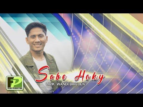 BERGEK TERBARU 2019 - SABE HOKY (official Video Music)