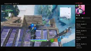 About to clap bots. Fortnite