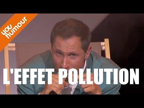 """DANY MAURO - """"C'est l'effet Pollution"""" dans l'écologie"""