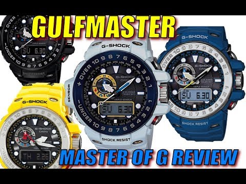 Casio Gulfmaster GWN1000: Best of the Best
