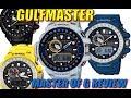 Casio Gulfmaster GWN1000: Best of the Best