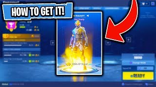 Comment obtenir le pack de démarrage agent voyous dans Fortnite Battle Royale! (FACILE)