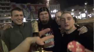 Kiev Sonic Massacre 4 - Putrid behind the scenes DRUNKEN CARNAGE