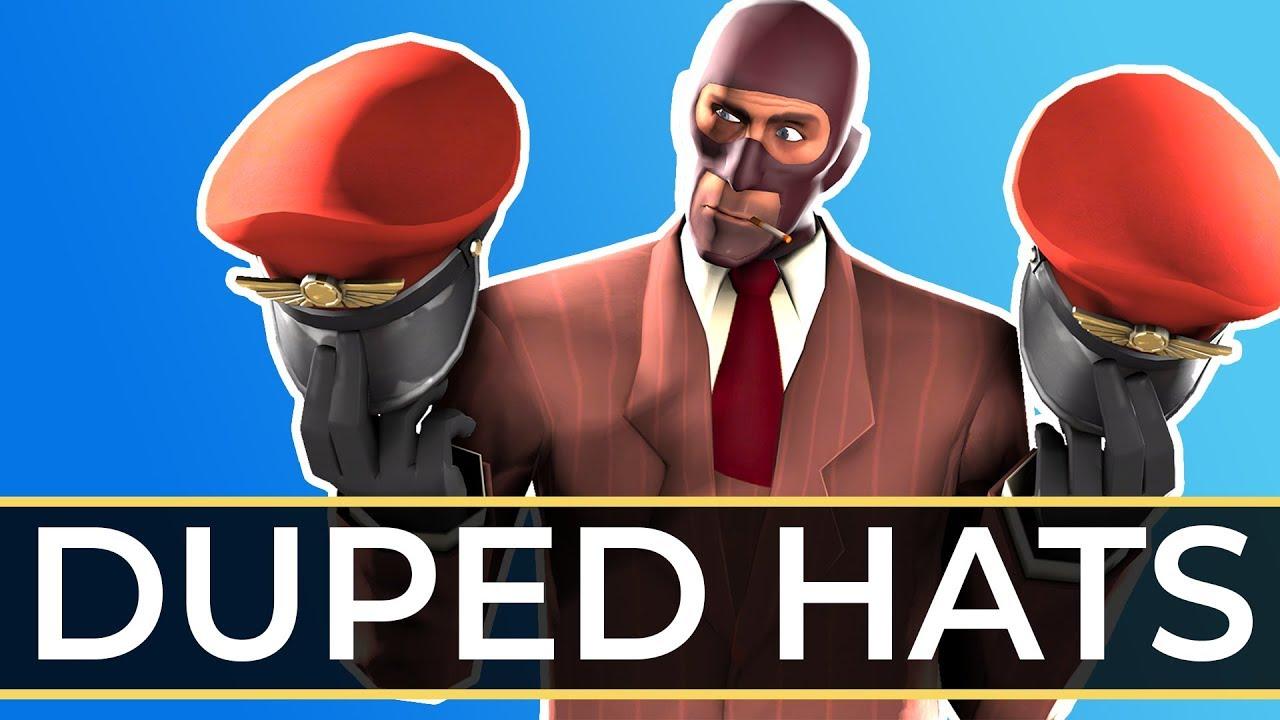 Valve deleting Duped Hats?   Duped Hats (ft  PyroJoe)