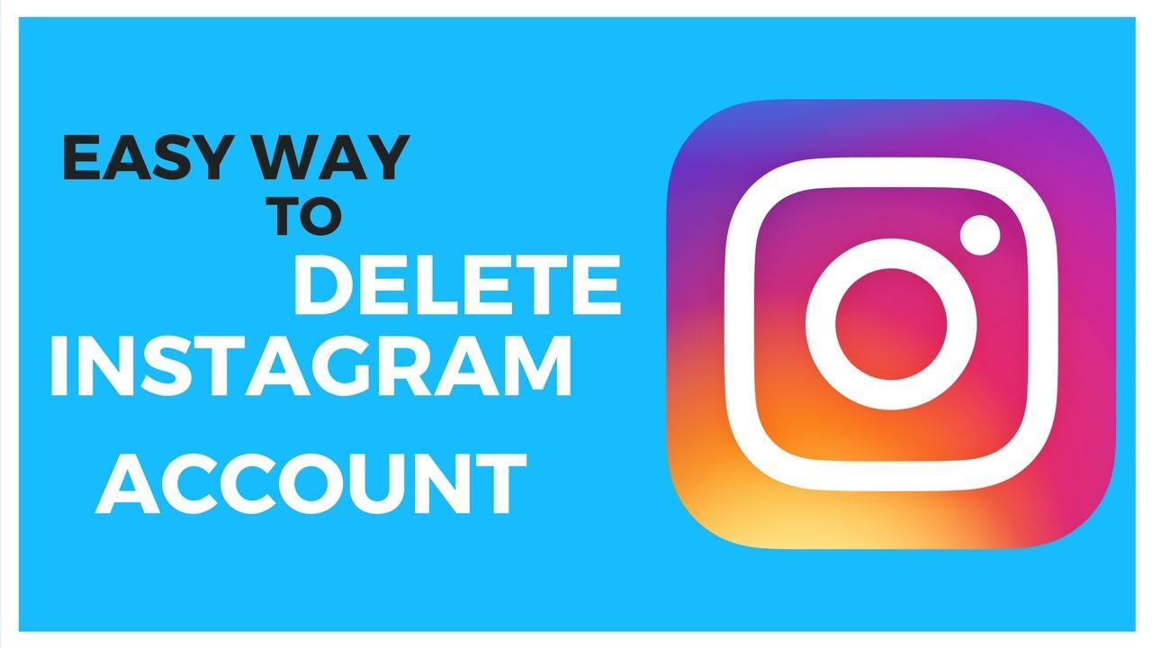 How to delete instagram account permanently 2018 youtube how to delete instagram account permanently 2018 ccuart Image collections