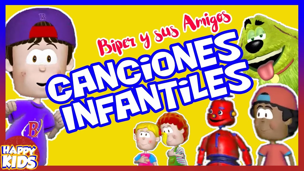 Download Canciones Infantiles/Reino Infantil/Biper y sus Amigos