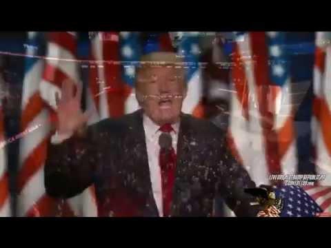 Donald Trump - We will make AMERICA Great Again!