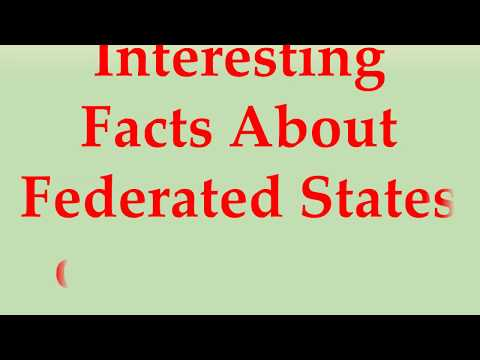 Interesting Facts About Federated States of Micronesia