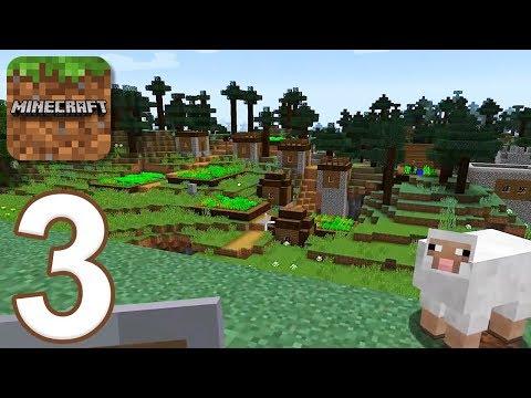 Minecraft: Survival - Gameplay Walkthrough Part 3 - Village